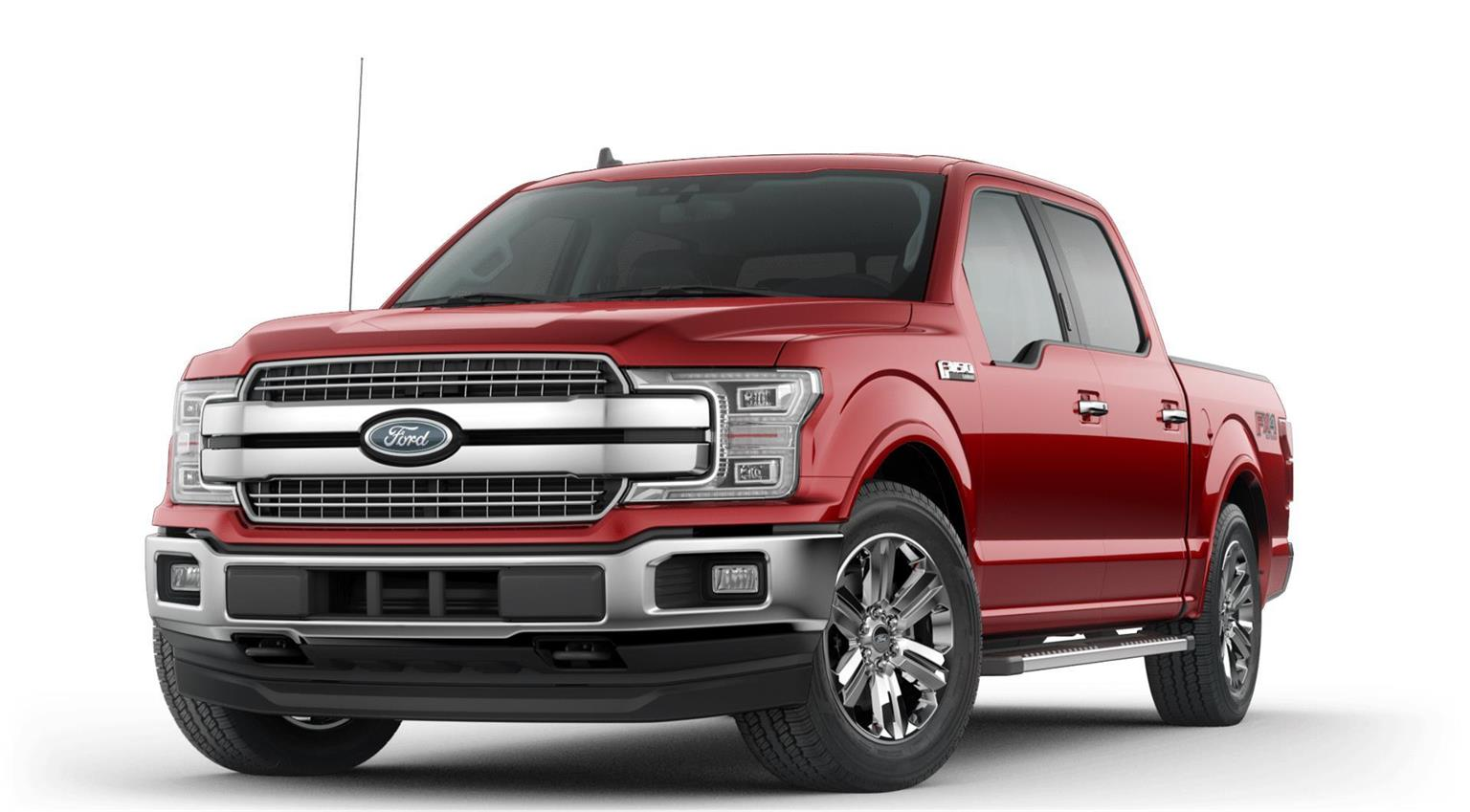 New 2020 Ford F-150 LARIAT B02185