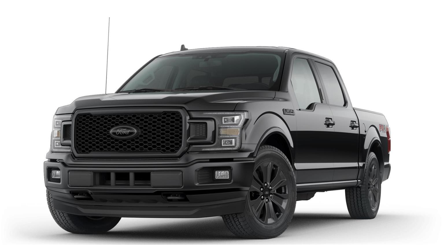 New 2020 Ford F-150 LARIAT A01615