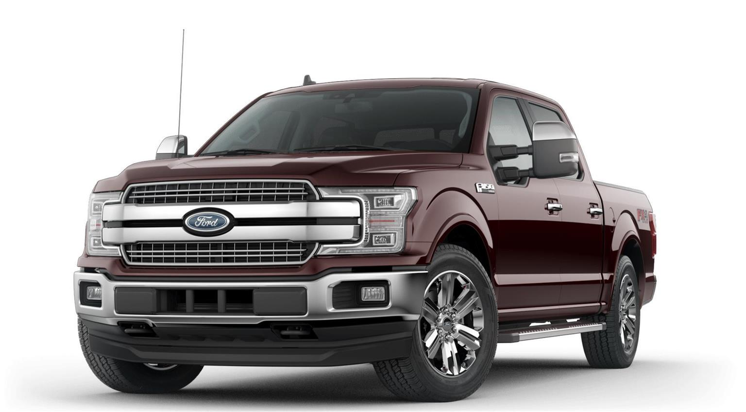 New 2020 Ford F-150 LARIAT D20549