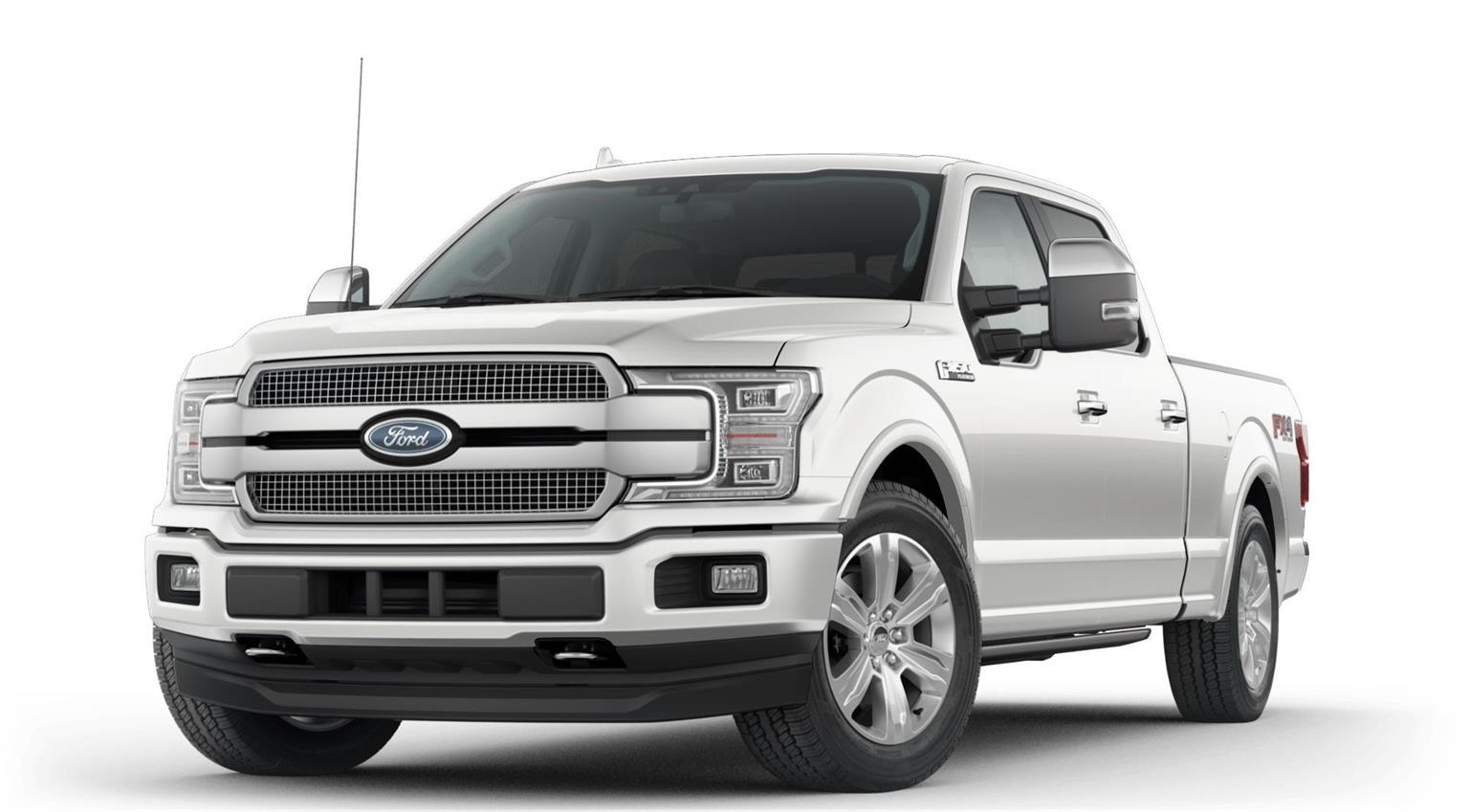 New 2020 Ford F-150 Platinum A01614