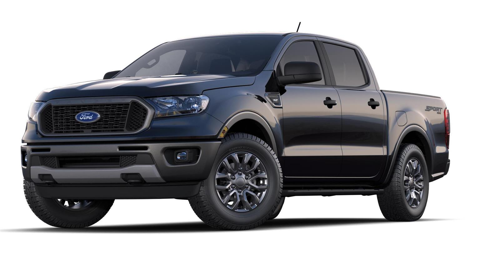 New 2020 Ford Ranger XLT A17984