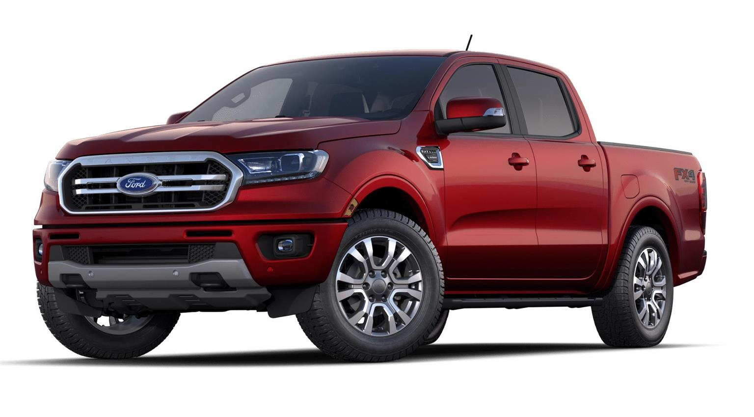 New 2020 Ford Ranger Lariat A22239