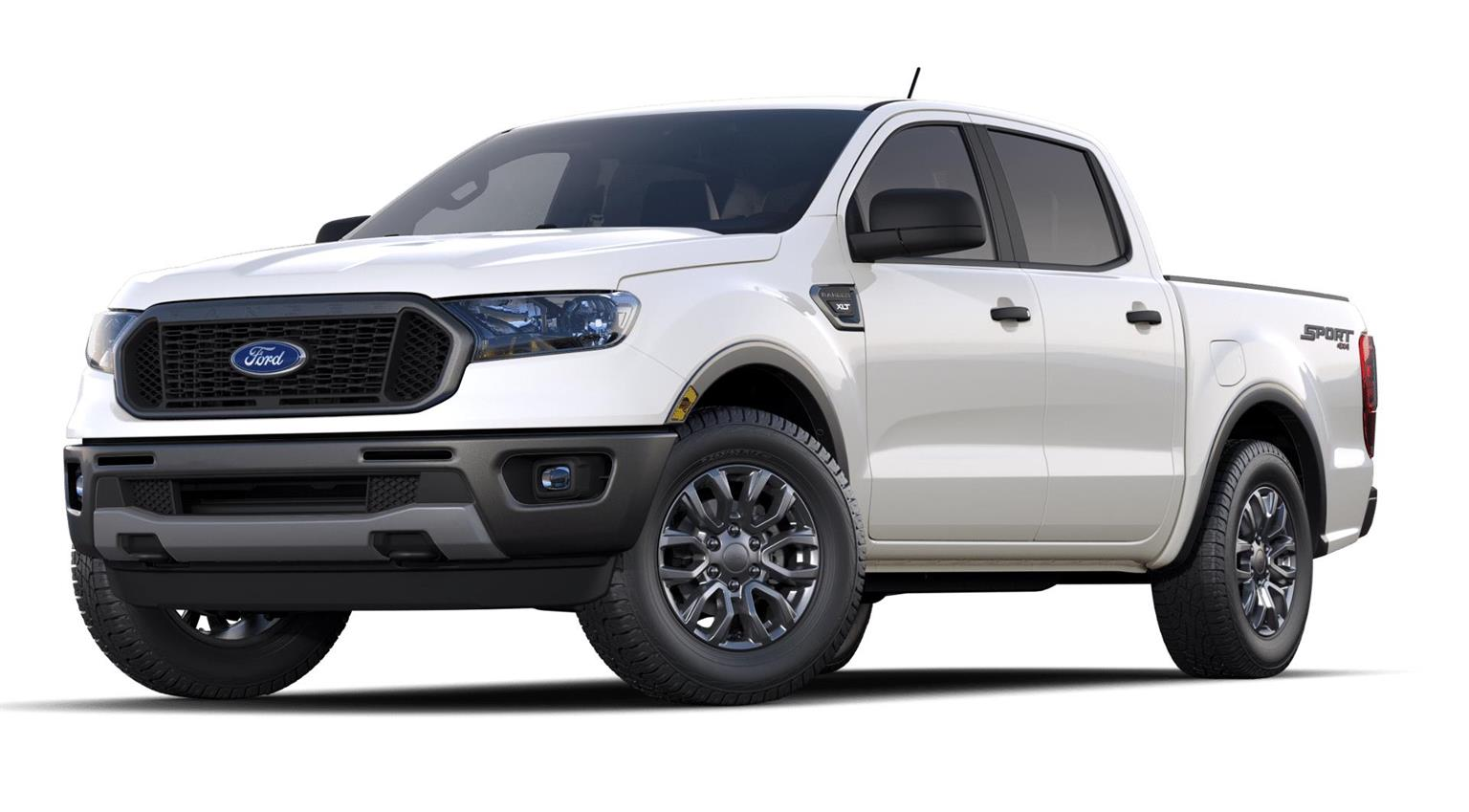 New 2020 Ford Ranger XLT A22238
