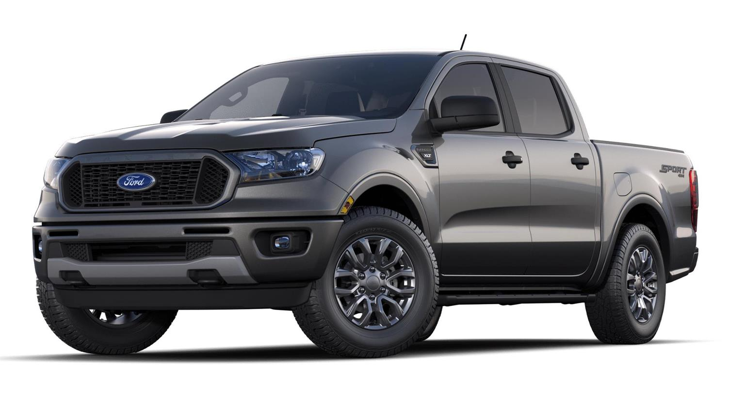 New 2020 Ford Ranger XLT A17983