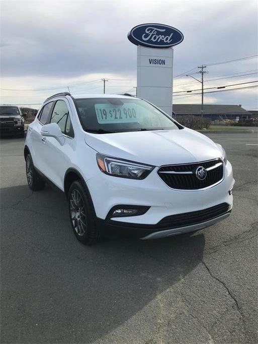 Used 2019 Buick Encore Sport-Touring T19263A