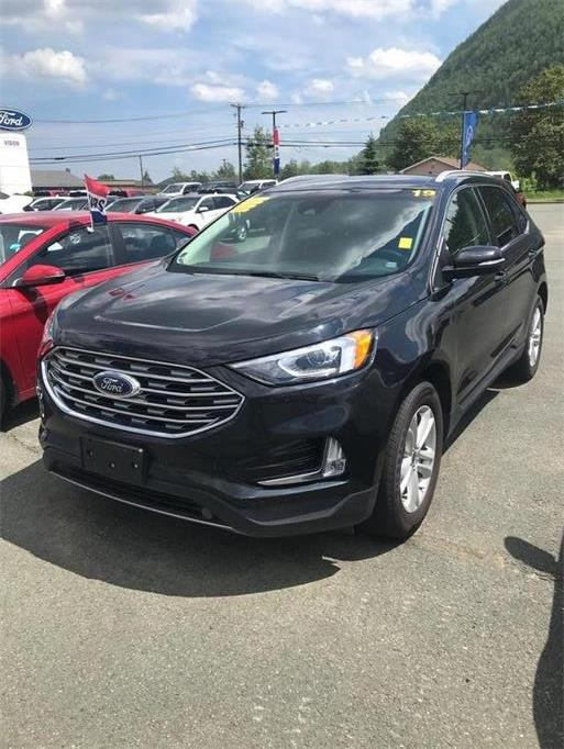 Used 2019 Ford Edge SEL P2024