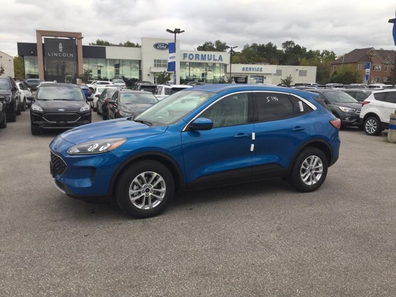 New 2020 Ford Escape SE FN763