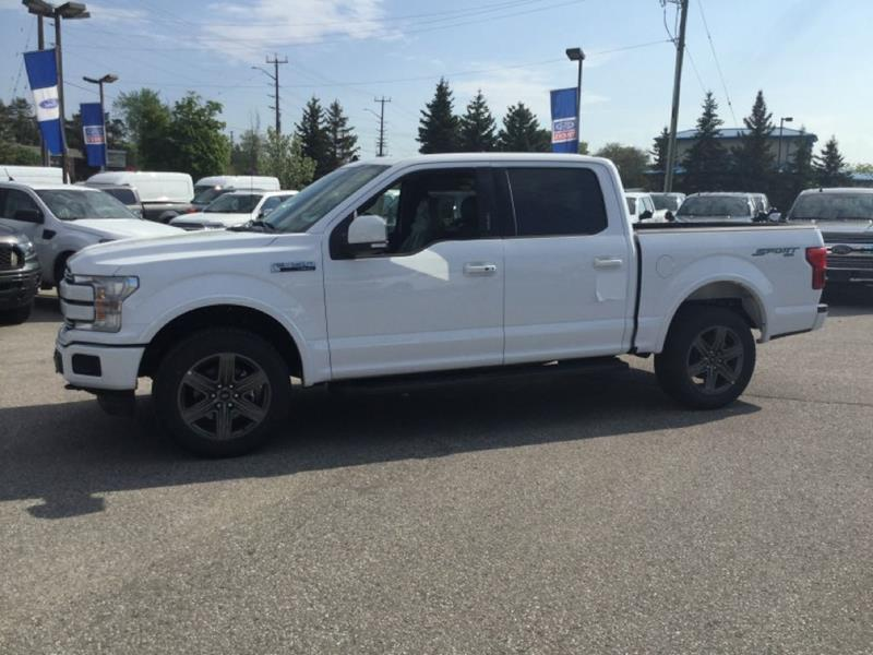 New 2020 Ford F-150 LARIAT FN1083