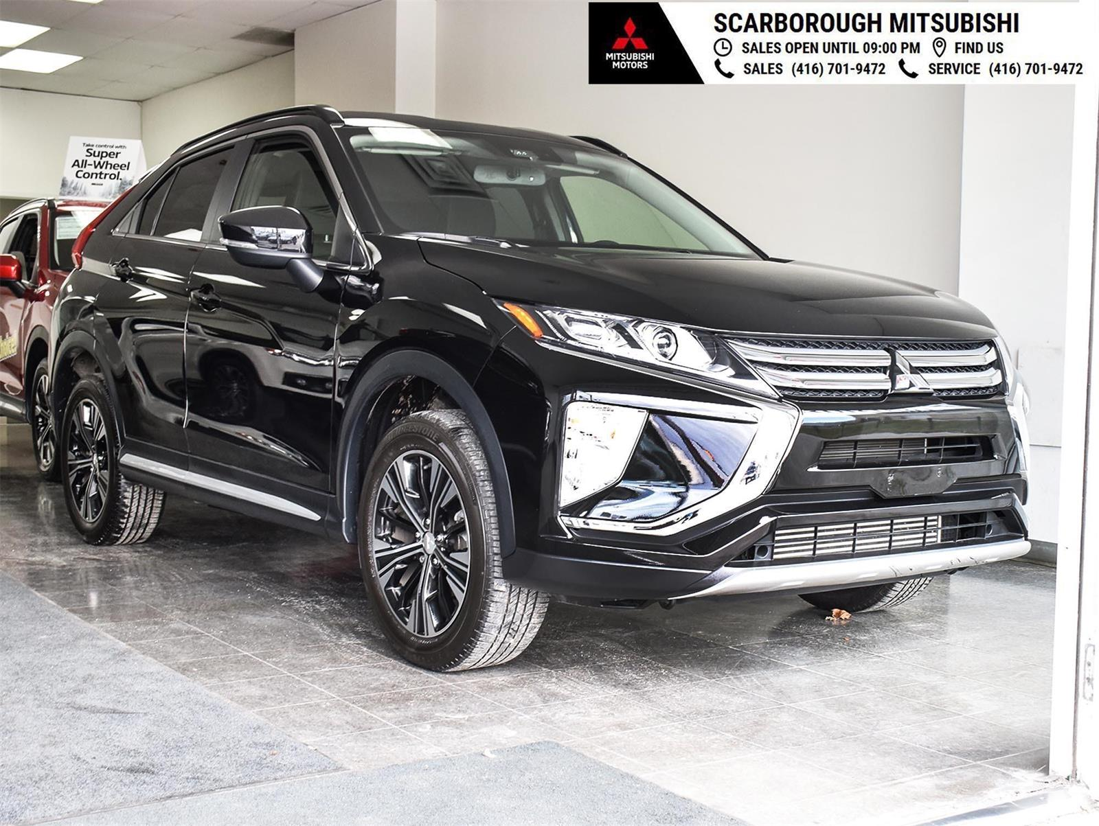 Used 2018 Mitsubishi Eclipse-Cross SE SM4939
