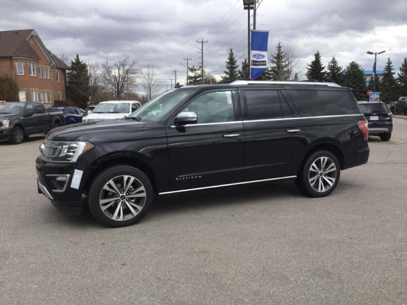New 2020 Ford Expedition Platinum-Max FN2041