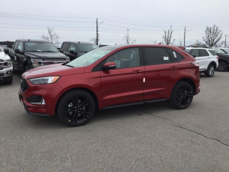 New 2020 Ford Edge ST FN2105
