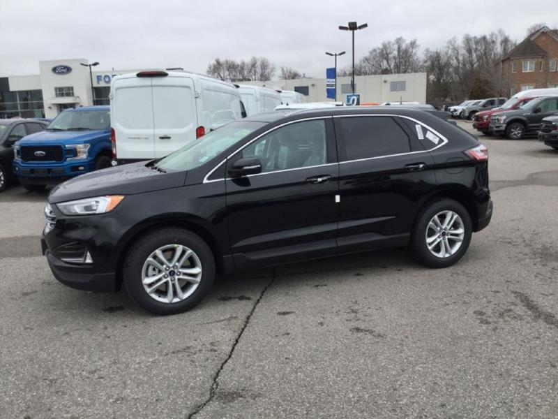 New 2020 Ford Edge SEL FN2106