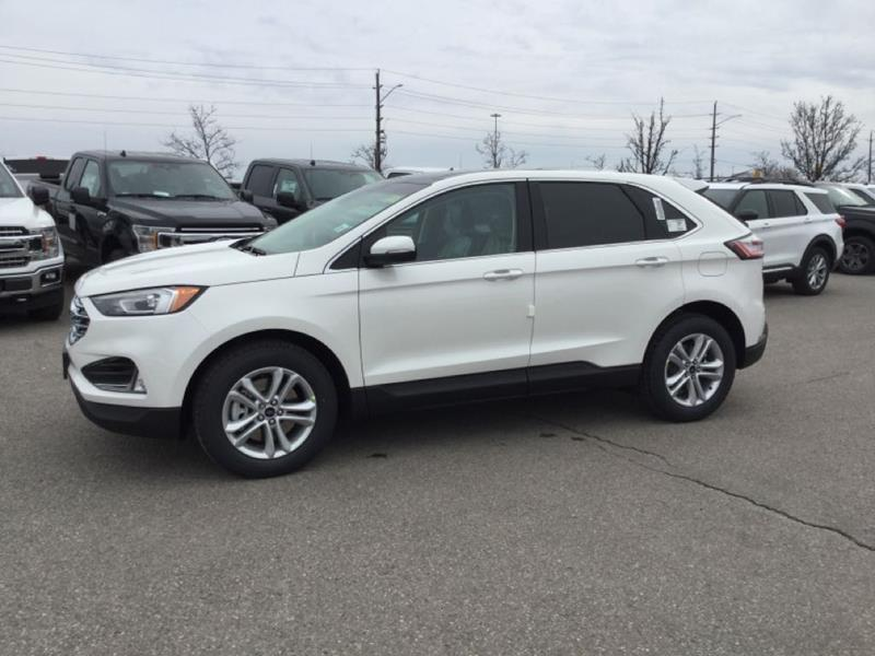 New 2020 Ford Edge SEL FN2109