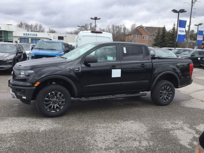 New 2020 Ford Ranger XLT FN2116