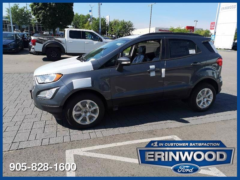 used 2018 Ford EcoSport car, priced at $19,998