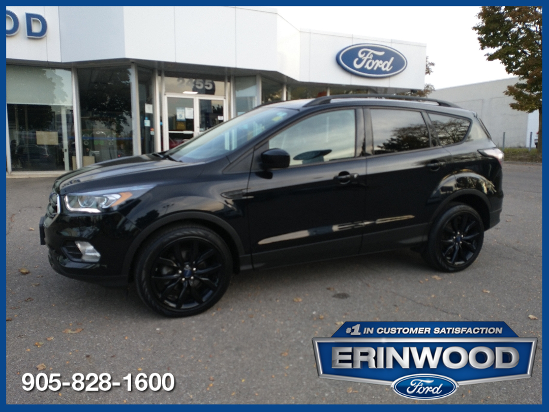 used 2018 Ford Escape car, priced at $23,998