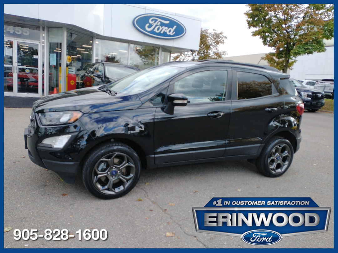 used 2018 Ford EcoSport car, priced at $21,998