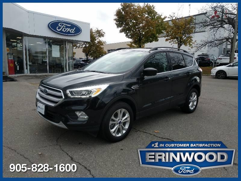 used 2018 Ford Escape car, priced at $22,200