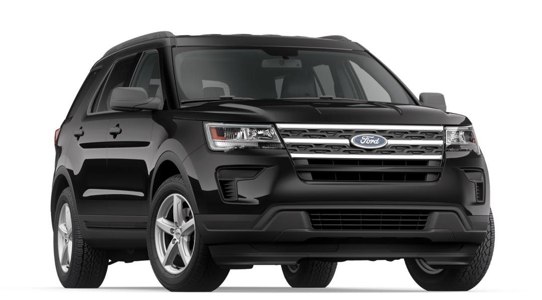 used 2019 Ford Explorer car, priced at $37,998