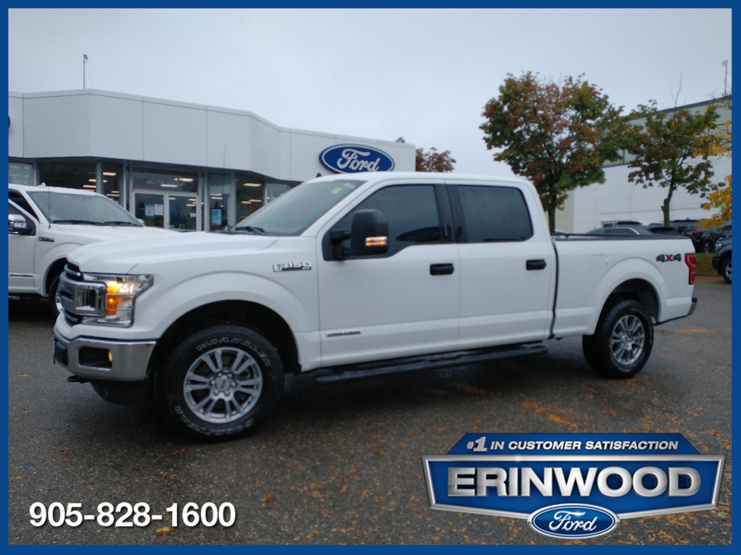 used 2019 Ford F-150 car, priced at $45,998