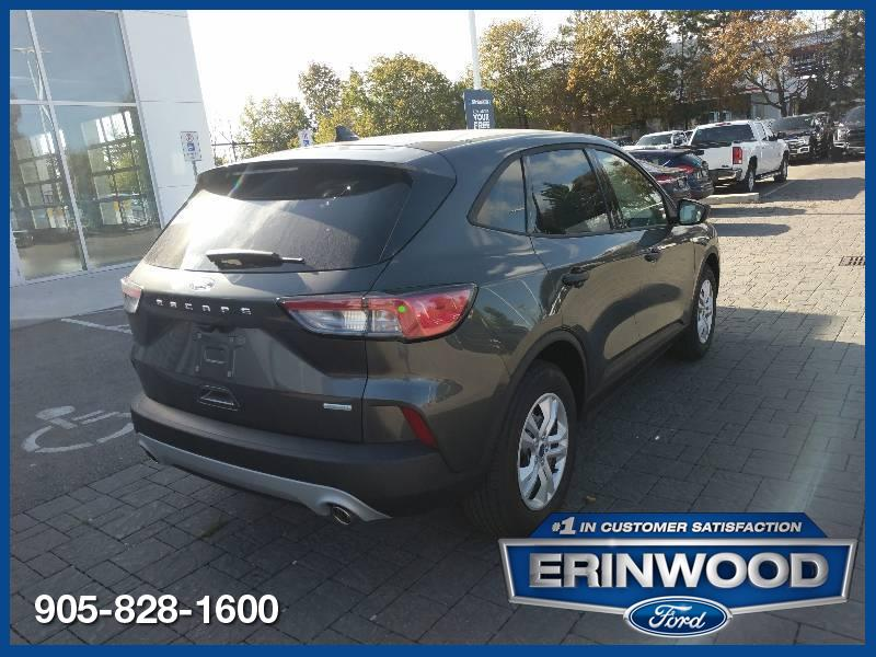 new 2020 Ford Escape car, priced at $30,824
