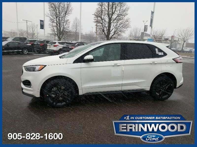 new 2020 Ford Edge car, priced at $52,588