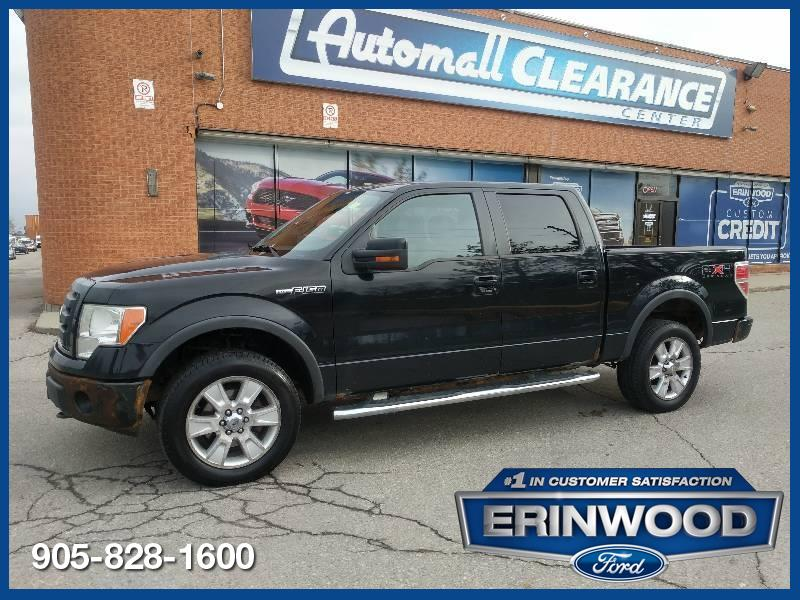 used 2010 Ford F-150 car, priced at $5,496