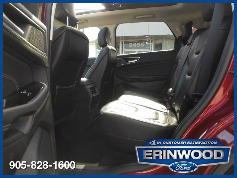 used 2019 Ford Edge car, priced at $33,588