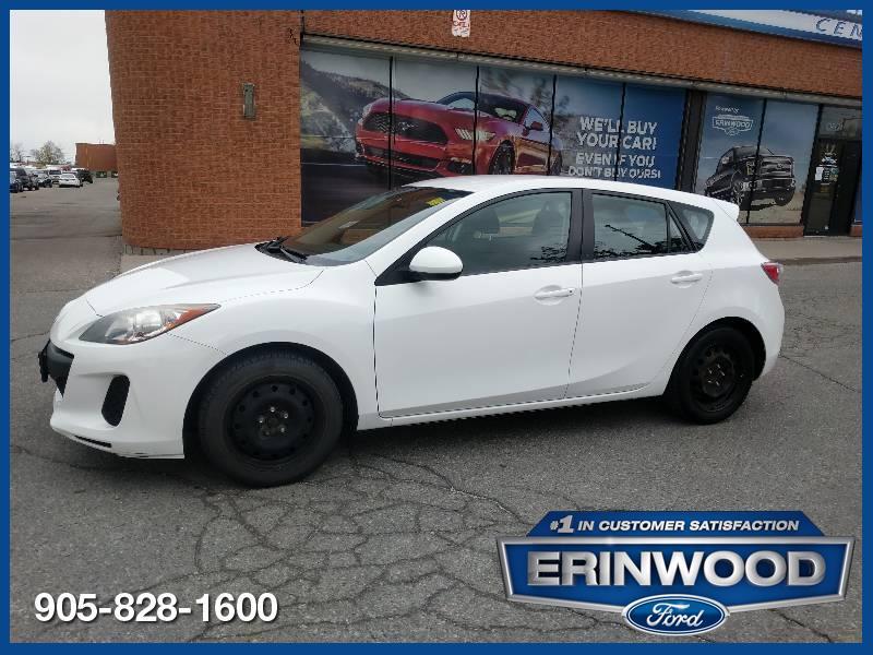 used 2012 Mazda Mazda3 car, priced at $6,596