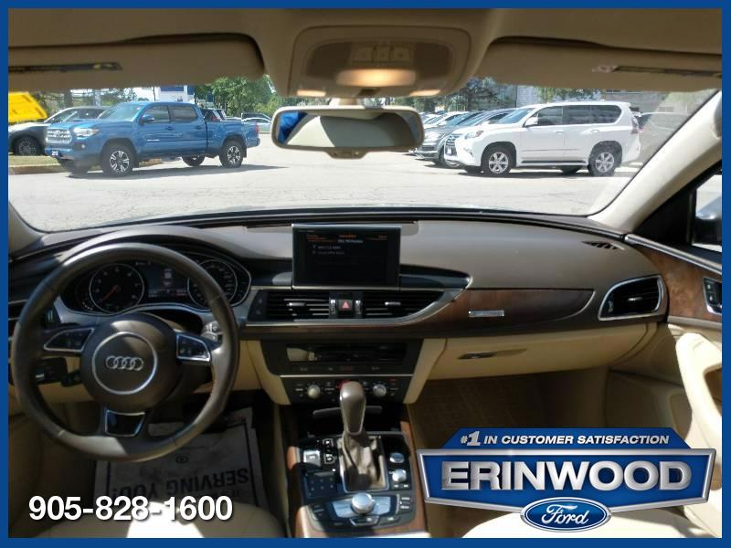 used 2016 Audi A6 car, priced at $20,096