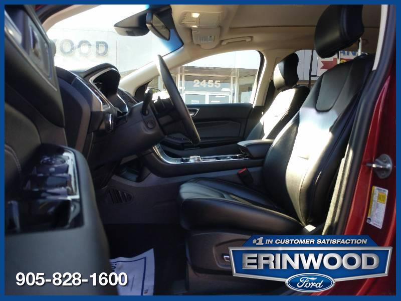 used 2019 Ford Edge car, priced at $36,388
