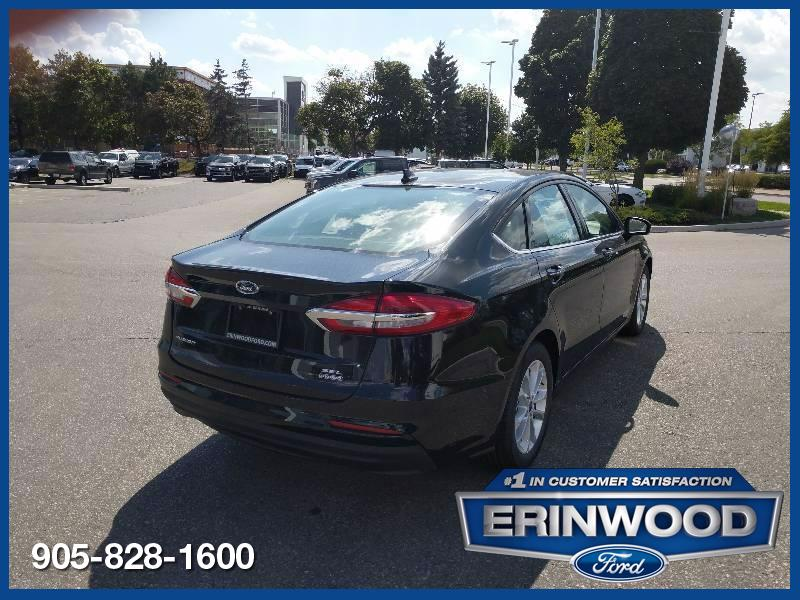 new 2020 Ford Fusion Hybrid car, priced at $31,735