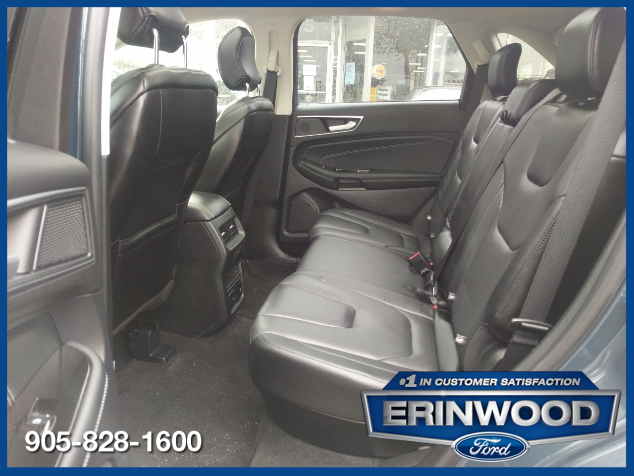 used 2019 Ford Edge car, priced at $38,998