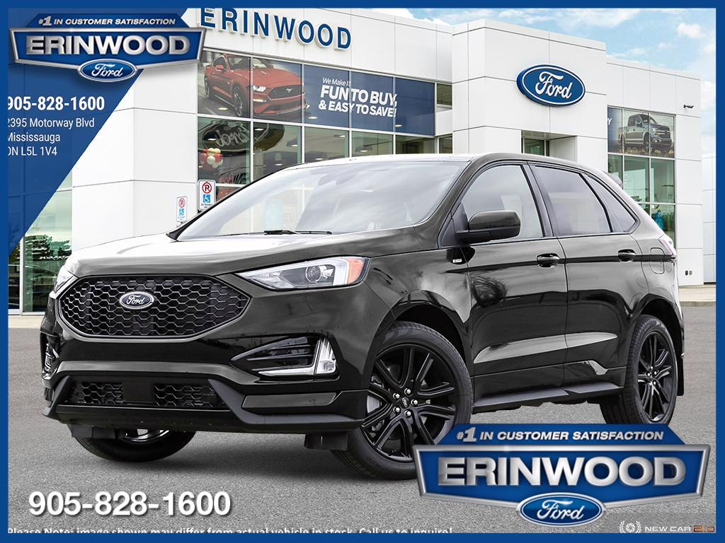 new 2021 Ford Edge car, priced at $47,427