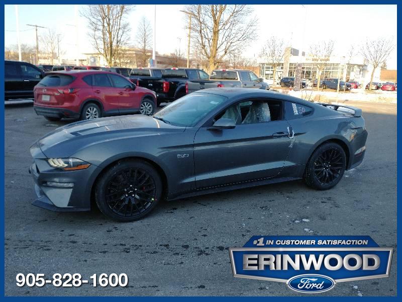new 2021 Ford Mustang car, priced at $56,950