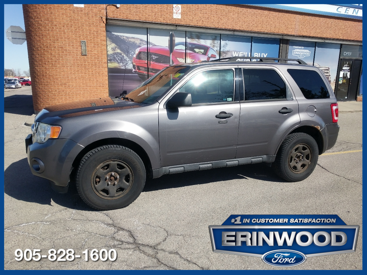 used 2011 Ford Escape car, priced at $2,995