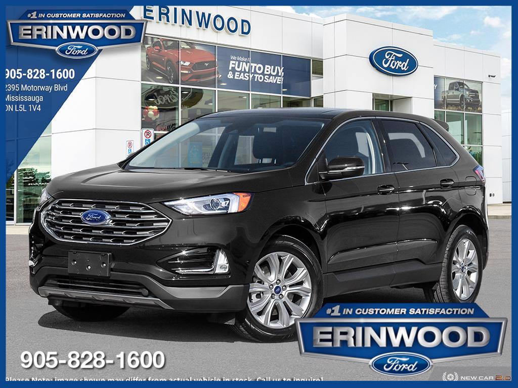 new 2021 Ford Edge car, priced at $51,360