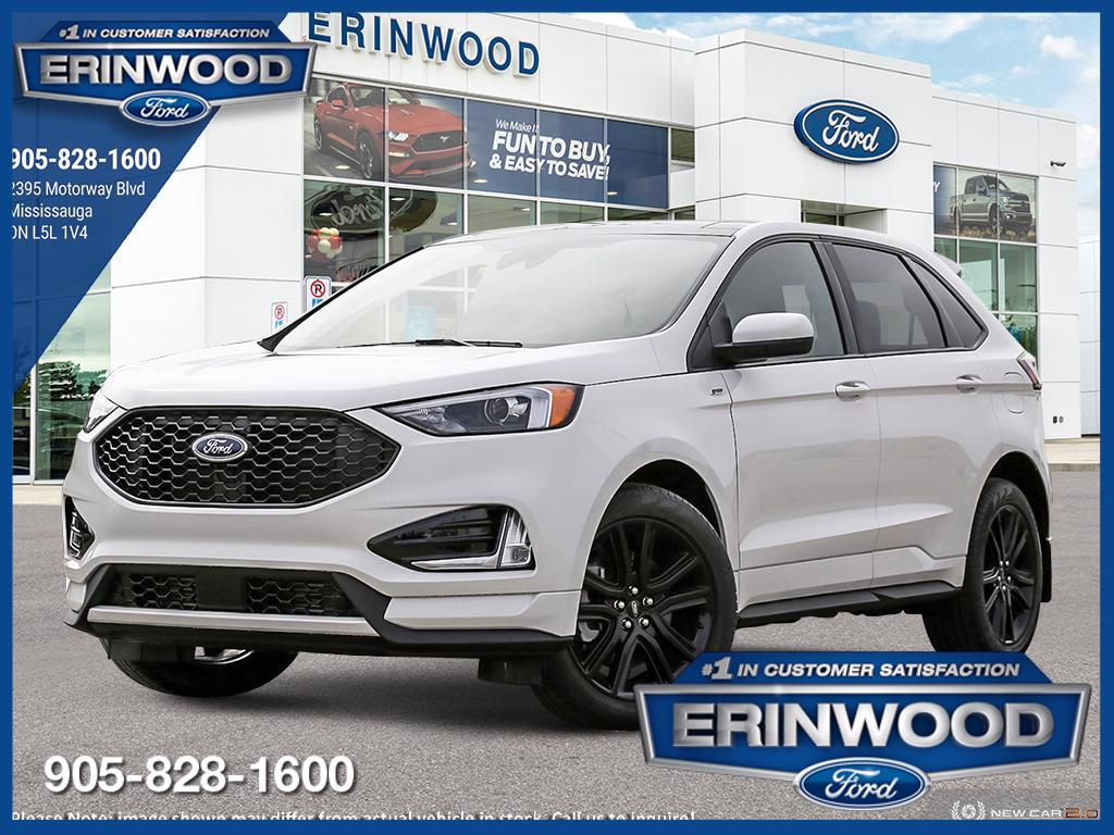 new 2021 Ford Edge car, priced at $48,711