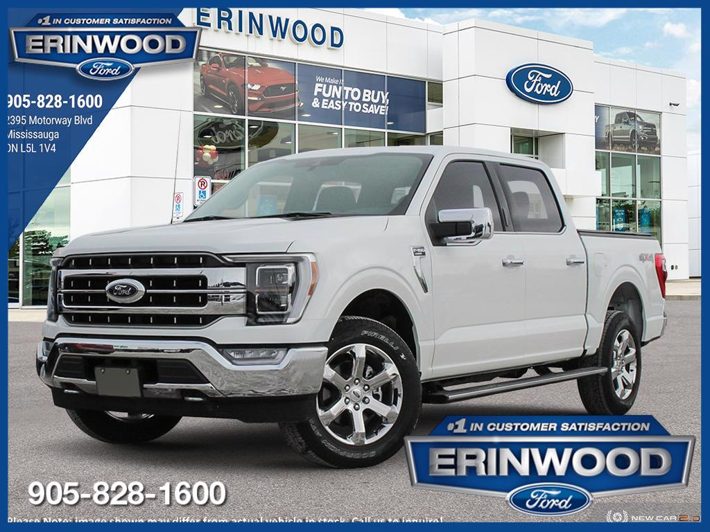new 2021 Ford F-150 car, priced at $72,915