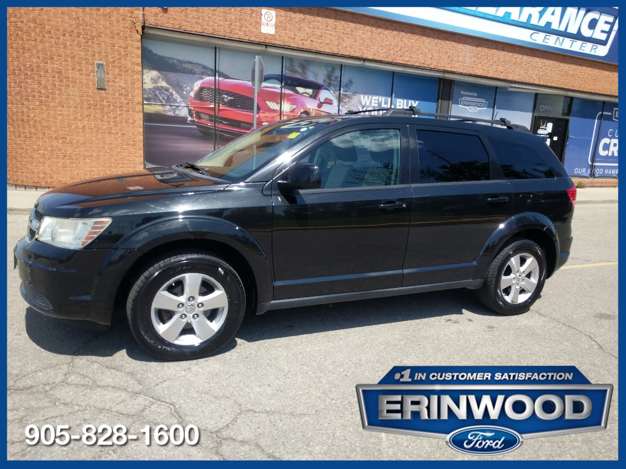 used 2009 Dodge Journey car, priced at $4,246