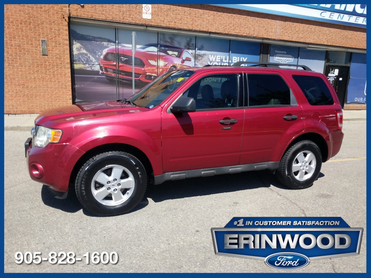 used 2009 Ford Escape car, priced at $5,495