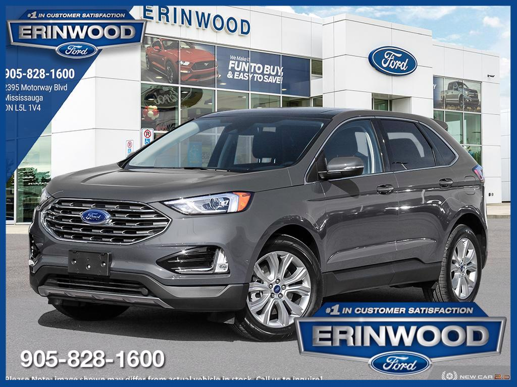 new 2021 Ford Edge car, priced at $52,374