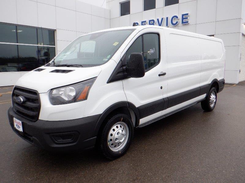 new 2020 Ford Transit Cargo Van car, priced at $52,500