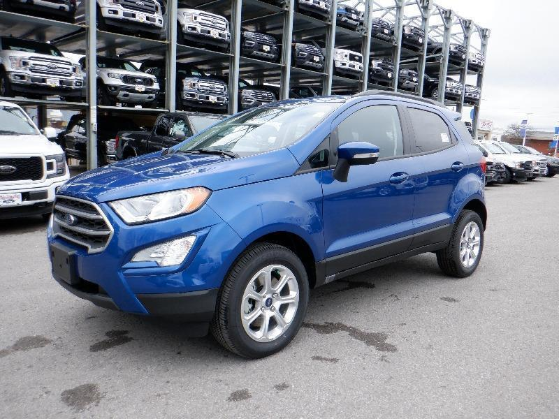 new 2020 Ford EcoSport car, priced at $26,931