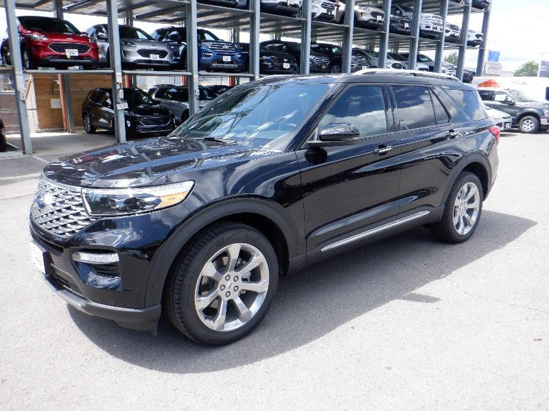 new 2020 Ford Explorer car, priced at $58,499
