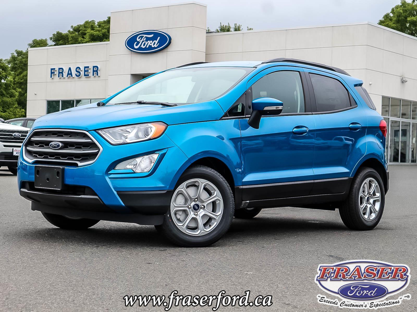 new 2020 Ford EcoSport car, priced at $25,649