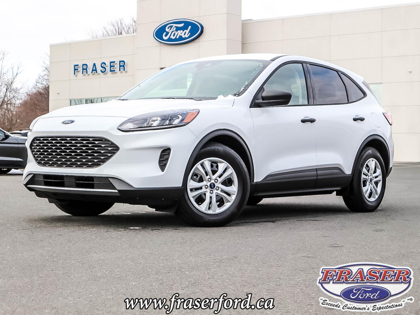 new 2020 Ford Escape car, priced at $28,049