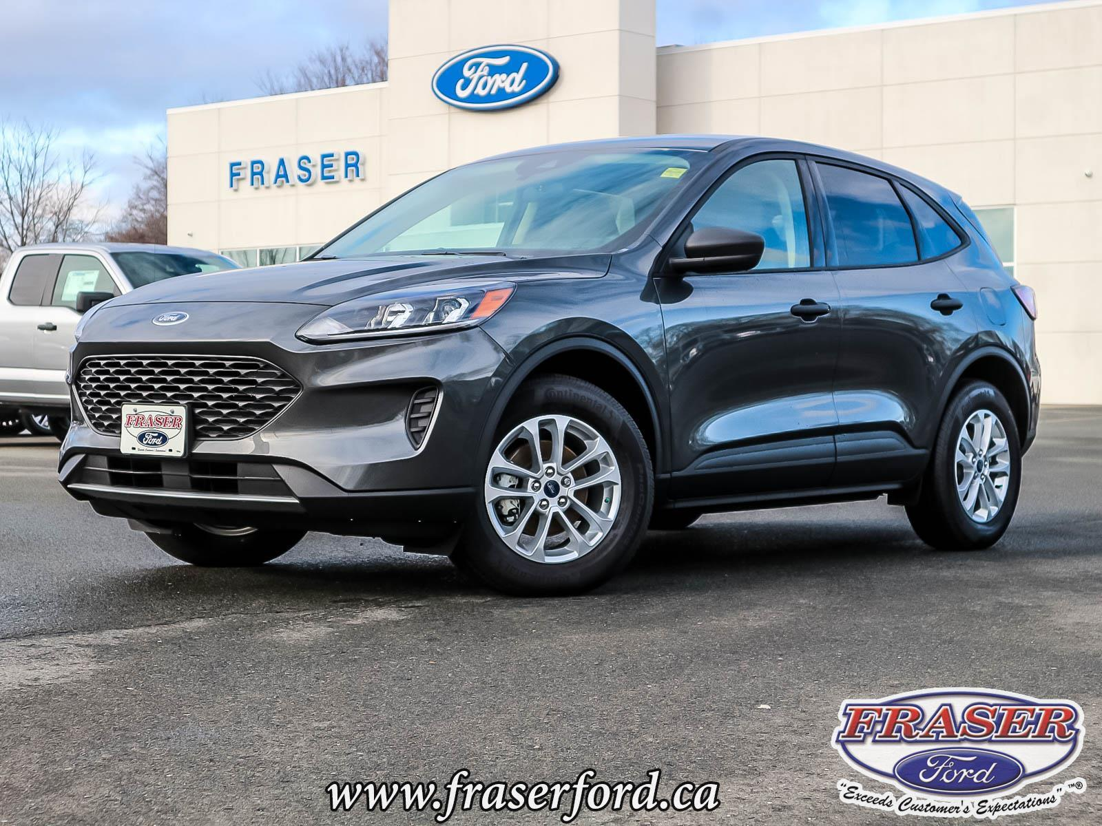 new 2020 Ford Escape car, priced at $32,799