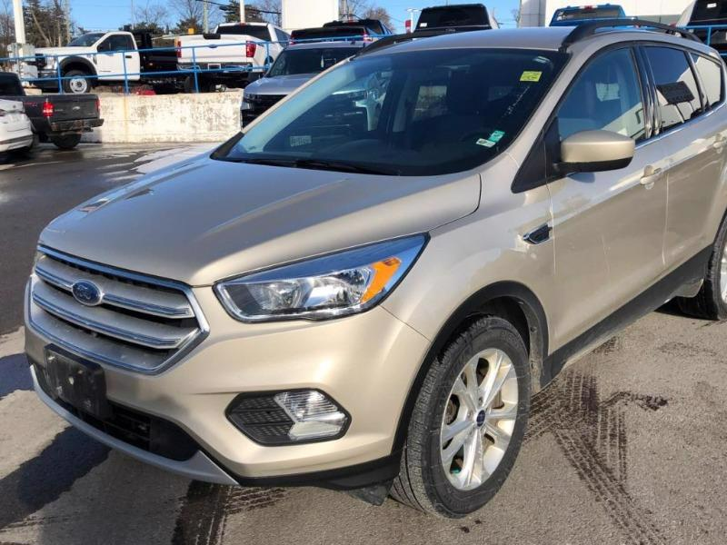 used 2018 Ford Escape car, priced at $17,123
