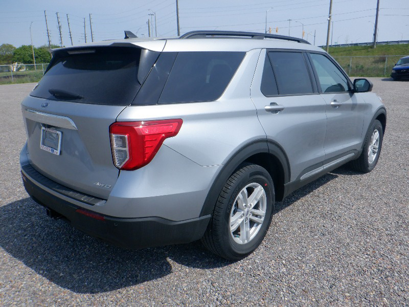 new 2021 Ford Explorer car, priced at $48,999